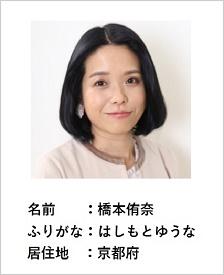 ファシリテーター橋本優菜